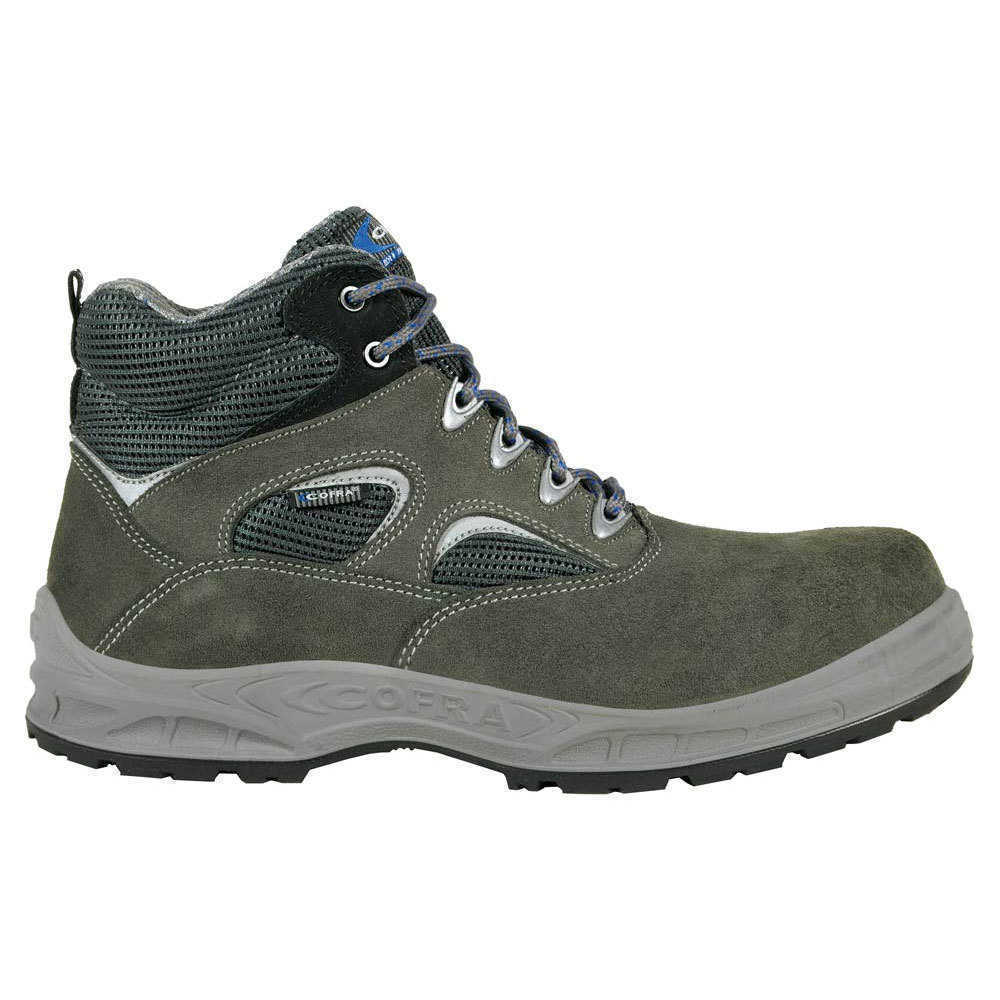 Cofra Fluent Safety Trainers Steel Toe Caps /& Composite Midsole